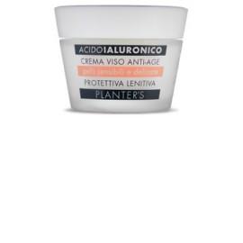 PLANTER'S Acido Ialuronico | Crema Viso Protettiva Lenitiva