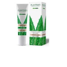 Planter's Crema Colorata Idratante Aloe Vera CHIARA