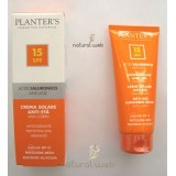 PLANTER'S Crema Solare 15 SPF Protettiva e Idratante | Naturalweb