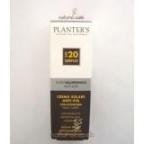 PLANTER'S Crema Solare Protettiva 20 SPF | Con Attivatore Abbronzatura