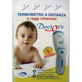 Planet Pharma Doctor Puccio TERMOMETRO AD INFRAROSSI | Ideale per Bambini