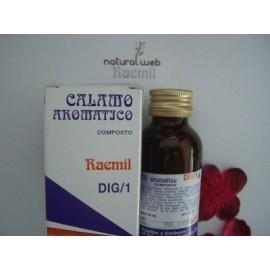 RAEMIL Calamo Aromatico Composto Gocce | Stimola la Digestione