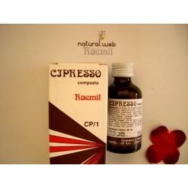RAEMIL Cipresso Composto Gocce | Migliora la Circolazione Venosa