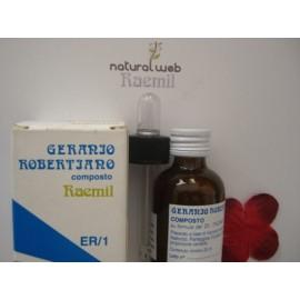 RAEMIL Geranio Robertiano Composto Gocce ER/1