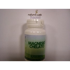 RAEMIL Magnesio 100 Compresse | Azione Rilassante e Calmante