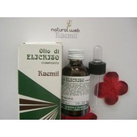 RAEMIL Olio di Elicrisio Composto Gocce | Antinfiammatorio e Antiallergico