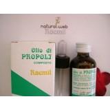 RAEMIL Olio di Propoli Composto Gocce Antiallergico e Antinfiammatorio | Naturalweb