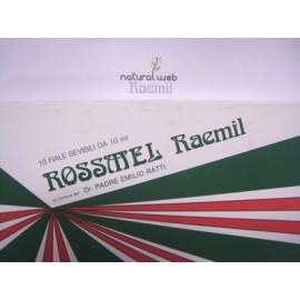 Raemil Rossmel Fiale - Rafforza Le Difese Naturali