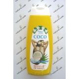 Bronzage de Tahiti Bagno Doccia Cocco - Delicato e Idratante