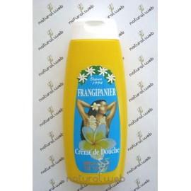 Bronzage de Tahiti Bagno Doccia al Frangipane | Deterge Delicatamente