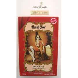 Sitarama Hennè Color Rosso Mogano | Colorazione per Capelli 100% Naturale