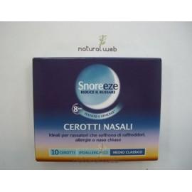 Snoreeze Cerotti Nasali | Riduce il russamento causato dalla congestione