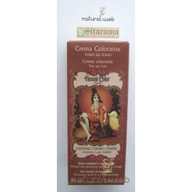Sitarama Hennè Crema Colorante | Colore: Castano Chiaro Cenere
