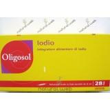 LABCATAL Iodio 28 Fiale Oligosol - Soluzione Per Aiutare Il Metabolismo Energetico