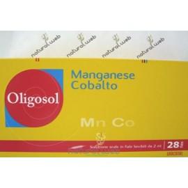 LABCATAL Manganese & Cobalto 28 fiale Oligosol | Antiossidante