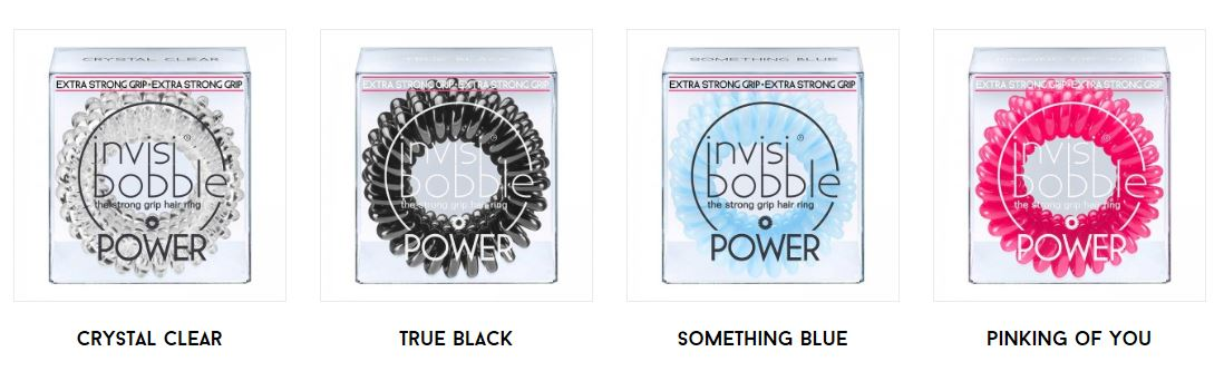 Linea Completa Invisibobble Power